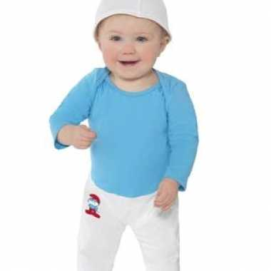 Verkleed kleding baby smurf speelgoed