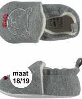 Baby jongens pantoffels beertje maat speelgoed 10089502
