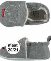 Baby jongens pantoffels beertje maat speelgoed 10089503